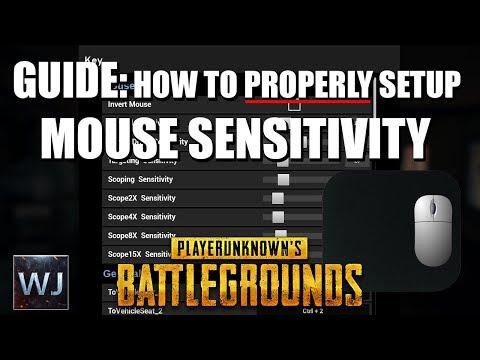 Wacky教學: 如何設定你的滑鼠靈敏度 (Ep1)