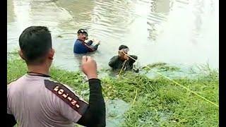 Polisi Terjunkan Penyelam Cari Linggis Milik Pembunuh 1 Keluarga di Bekasi
