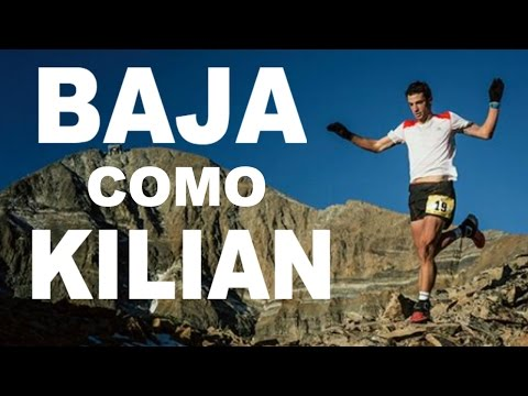 MEJORA TU TÉCNICA DE BAJADA - TRAIL RUNNING