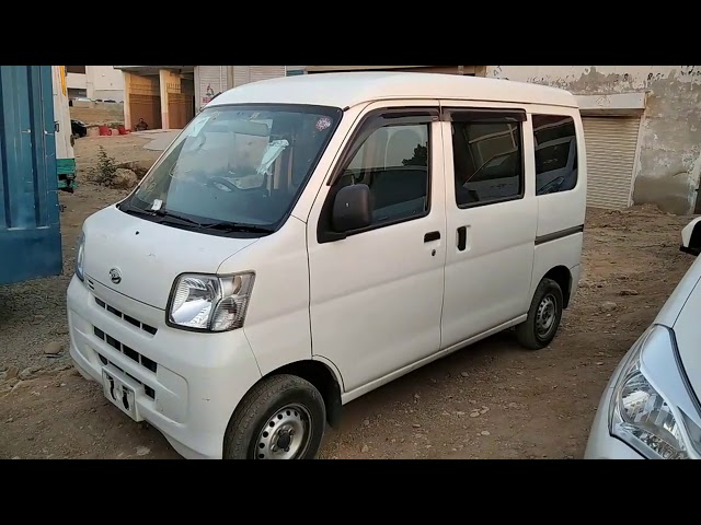 Daihatsu Hijet Cruise 2015 for Sale in Karachi