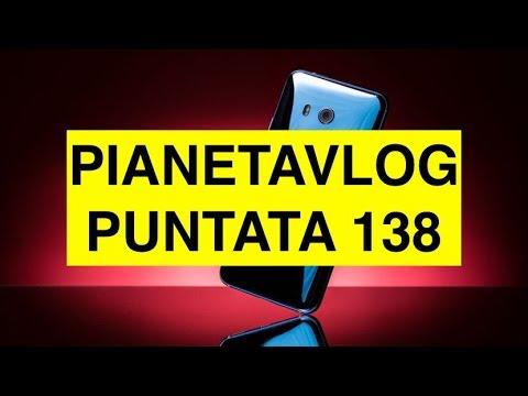 Foto PianetaVlog 138: iPhone 8 in foto, OnePlus 5 confermato, HTC U11, Xiaomi Mi6 Glboal