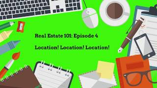 Real Estate 101 Episode 4 :) Check it Out!