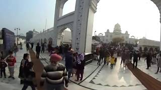 360 Degree Video of Gurudwara Bangla Sahib, New Delhi