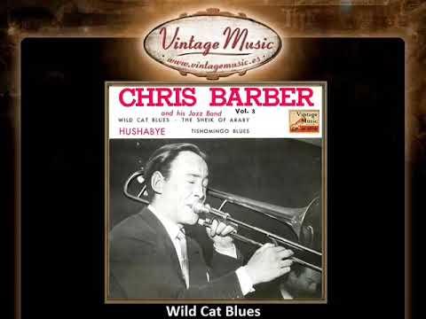 Chris Barber    Wild Cat Blues