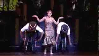 Toni Braxton in AFTER MIDNIGHT on Broadway