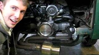 vw bus motor 1835