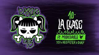 """Cazzu   """"LA CLASE"""" Ft. MODODIABLO (audio Oficial)"""