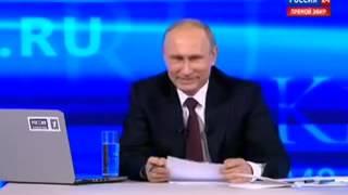 6 летняя девочка задала вопрос Путину про Обаму