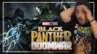 ¿DR.DOOM será el VILLANO de BLACK PANTHER 2? Te explico todo sobre DOOMWAR