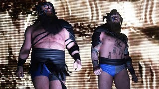 WWE 2K19 Titans Pack -  War Raiders Entrance