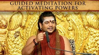 Guided Meditation for Activating Powers