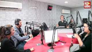 Dounia Batma Maroc Idol dans le Morning de Momo sur HIT RADIO - 29/03/2012