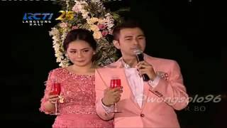 Raffi & Nagita Duet Let's Talk About Love | Kamulah Takdirku Love In Bali Raffi Ahmad Nagi