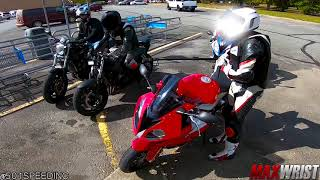 MOST HORRIFIC MOTORCYCLE CRASH OF ALL TIME!