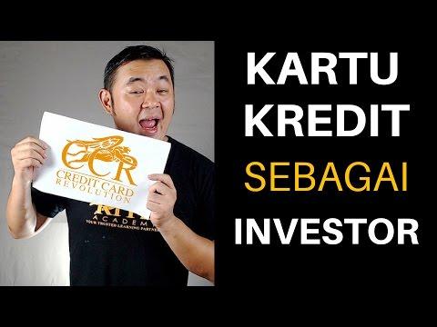 Video Kartu Kredit Sebagai Investor - Roy Shakti