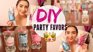 DIY Quince Party Favor Ideas! Quinceanera.com