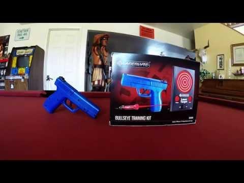 Laserlyte trainer target review by Davesamadman - смотреть