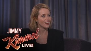 Download Youtube: Claire Foy's Embarrassing Encounter with Kate Winslet