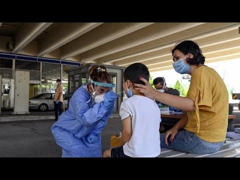 218 νέα κρούσματα κορονοϊού στην Ελλάδα και τρεις επιπλέον θάνατοι…