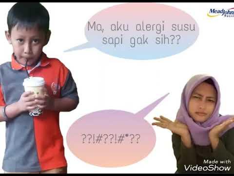 Video Cara Untuk Mengetahui Anak Mengalami Alergi Susu Sapi