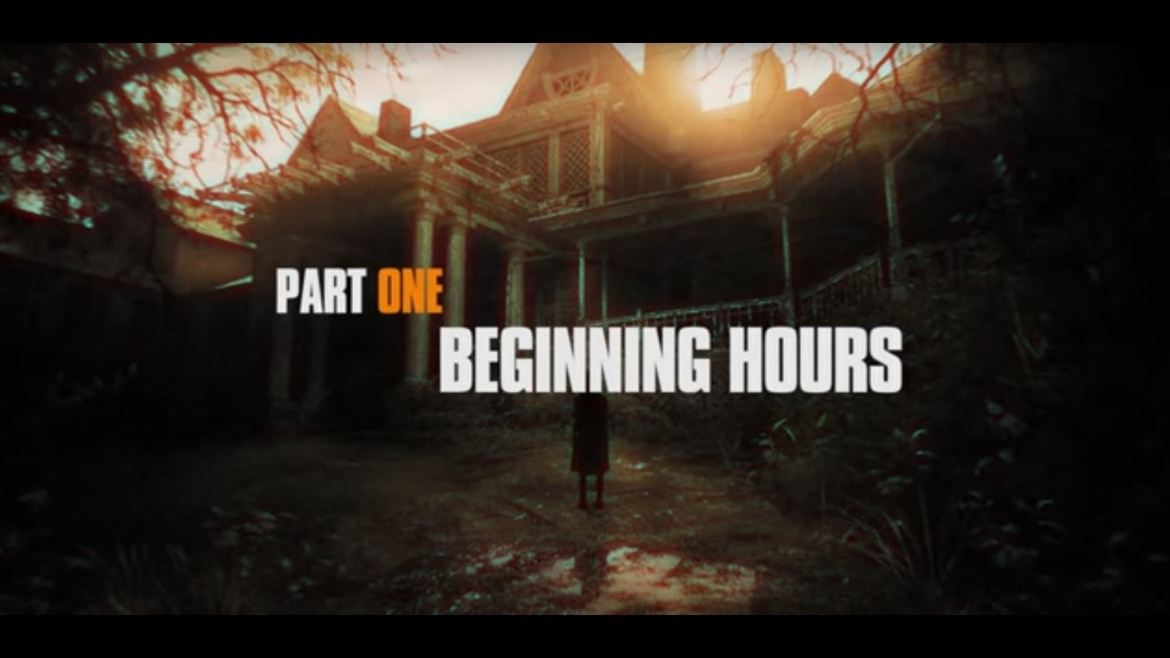 Resident Evil 7 -Making Of Part One: Beginning Hours
