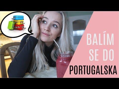 BALÍM SE DO PORTUGALSKA! | #HMGTP