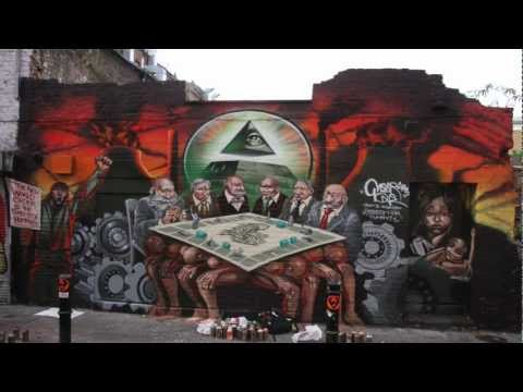 Anti-Illuminati Graffiti Artist Mear One Takes A Stab At ...