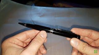 Verdeckt Ermitteln oder aufzeichnen? Kugelschreiber Spy Spion Kamera mit Voice Rekorder in Full HD