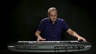 Gambar cover Yamaha Genos Arranger Workstation Keyboard