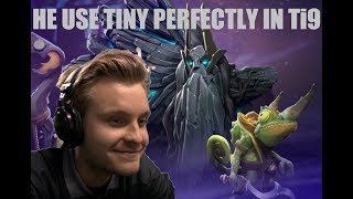 OG.JerAx TINY PLAYER PERSPECTIVE VS LIQUID GAME 2 - HE'S EVERYTHING!
