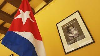 Un rebelde en La Salle de Santiago de Cuba