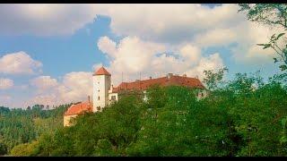 preview picture of video 'Castle  BÍTOV  -  Hrad  BÍTOV.'