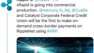 Xrp: XRapid is live...why no moon?
