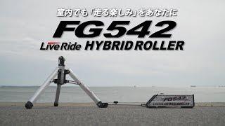 FG542 ハイブリッドローラー PV