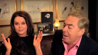 """Phantom"" Composer Andrew Lloyd Webber & Sarah Brightman Reunite in 25th Anniversary Video"