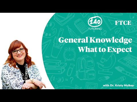 FTCE General Knowledge: What to Expect & Test Overview - YouTube