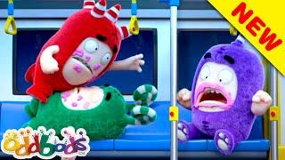 ODDBODS | It's Icky & Sticky | NEW Episode | Cartoons For Kids