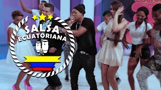 Salsa Choke! Zixzi ella quiere Zixzi - Mike Bu (Video) @SalsaEcuatv