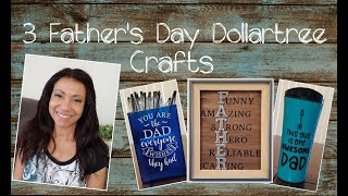 DIY Dollar Tree Fathers Day Gifts