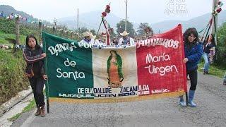preview picture of video 'Danza de Arrieros Sta. Ma. Virgen de Guadalupe. de  Zacamulpa Huixquilucan'