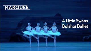 Swan Lake: 4 Little Swans [Bolshoi Ballet]