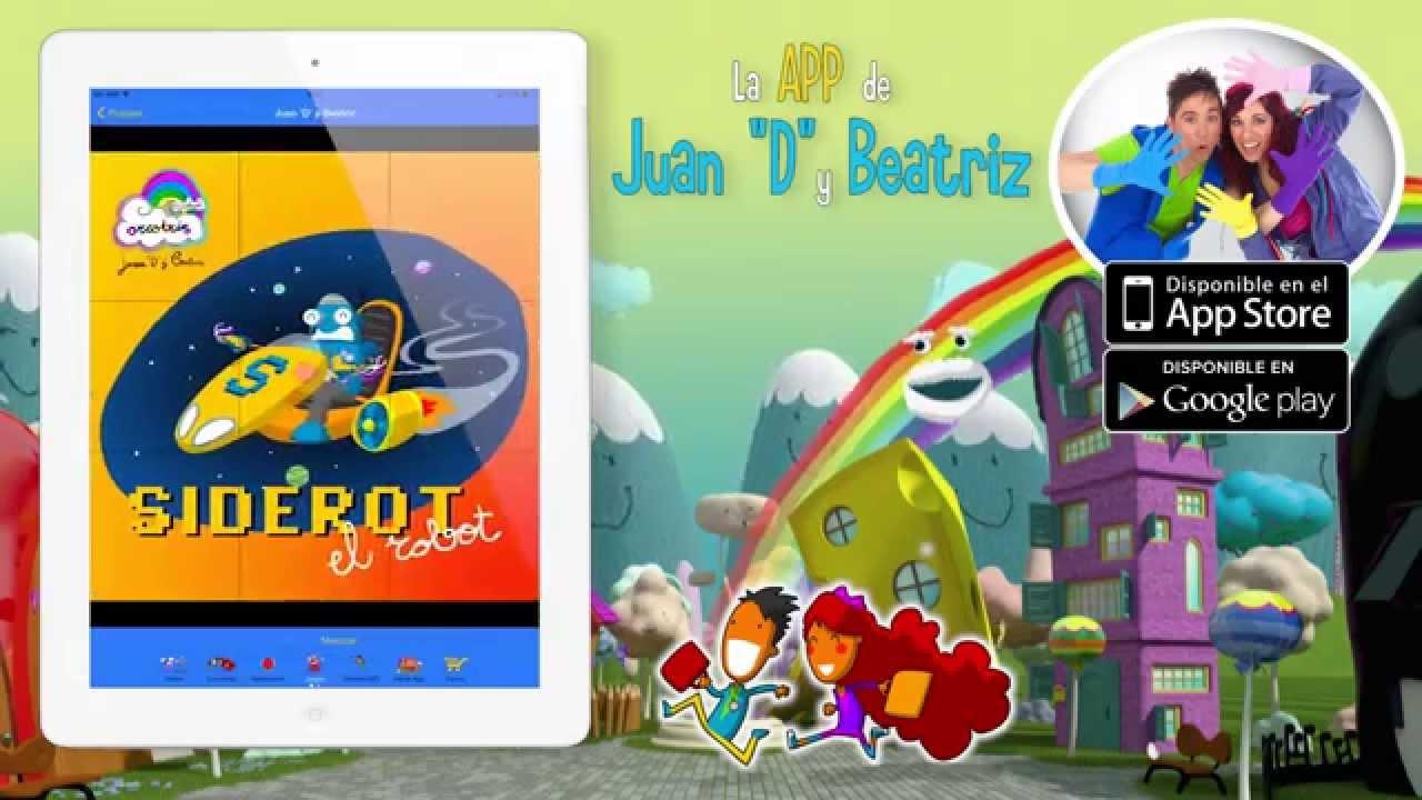 """La App de Juan """"D"""" y Beatriz"""