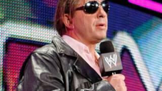 Raw: Raw General Manager Bret Hart fires Wade Barrett