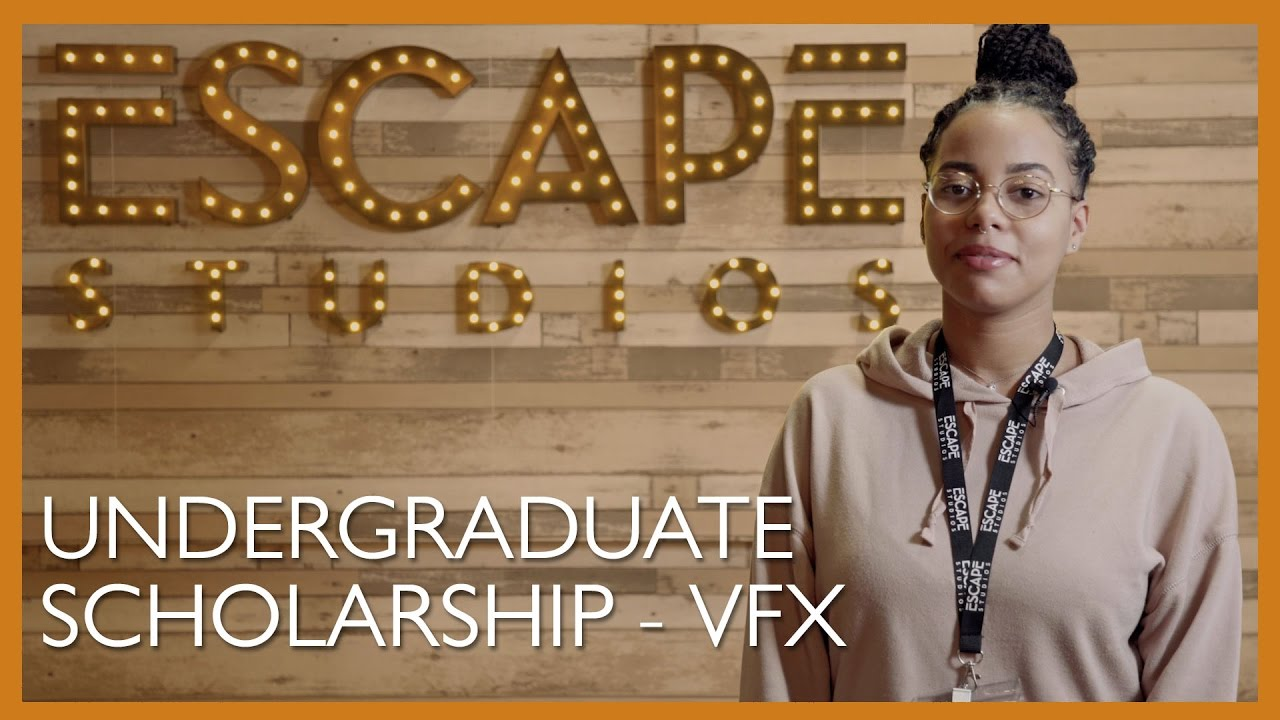 Undergraduate Scholarships - The Art of Visual Effects
