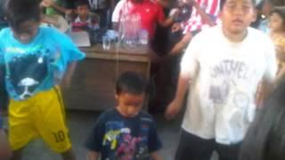 preview picture of video 'LOMBA GOYANG CAESAR memeriahkan HUT RI ke 68 di KOTABARU,Kalimantan Selatan'