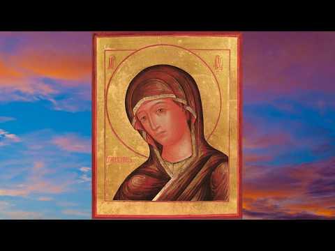 """Молитва к Пресвятой Богородице перед Ея иконой, именуемой """"Огневидная"""" 23 февраля"""