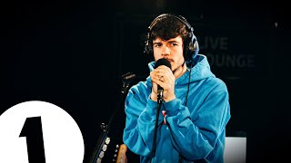 Rex Orange County   I Don't Care (Ed Sheeran & Justin Bieber Cover) In The Live Lounge