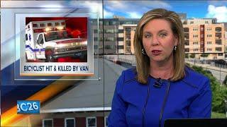 Minnesota bicyclist dies after being hit by van in Door County