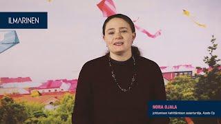 Tervetuloa Nora Ojalan Vahvistava työyhteisö - merkityksen ja sitoutumisen liitto -valmennukseen