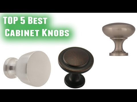 Best Cabinet Knobs 2019